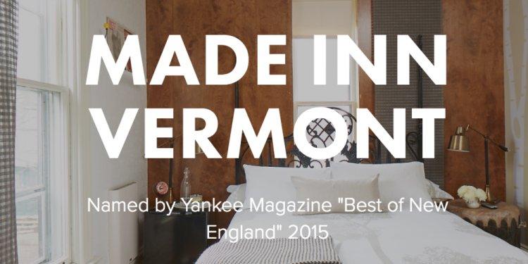 Made INN Vermont