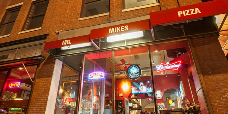 Mr. Mikes Pizza Vermont