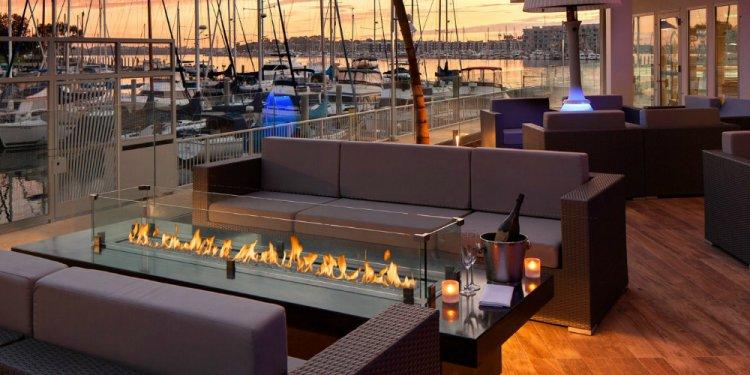 SALT restaurant marina
