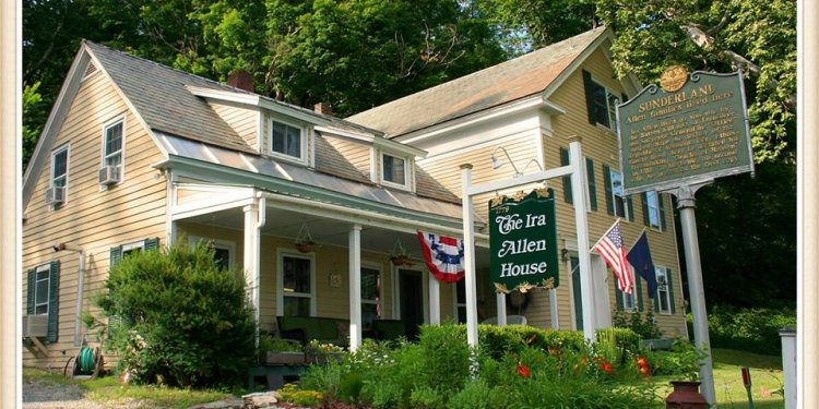 Manchester Vermont Bed and Breakfast