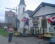 Newport Vermont restaurants