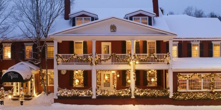 Romantic Places to Stay in Vermont